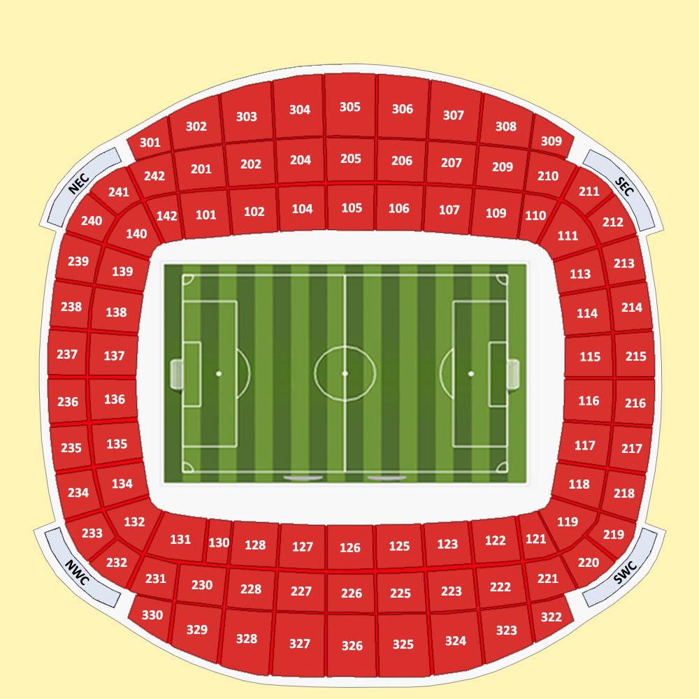 Tottenham Hotspur Vs Man United Tickets: Buy Manchester City Vs Tottenham Tickets At Etihad Stadium